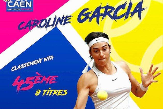 Open de tennis: Caroline Garcia, tête d'affiche du plateau féminin