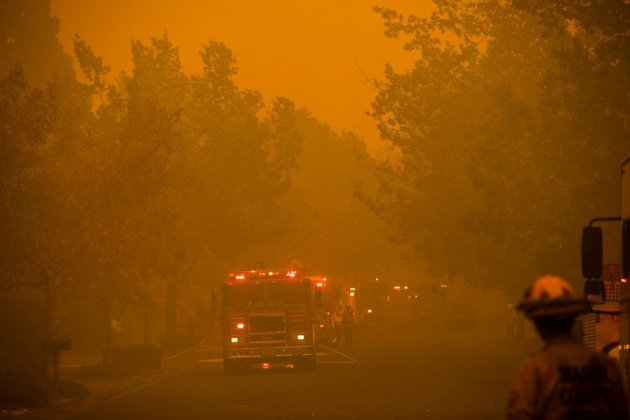 "Incendies en Californie: la ""routine"" des évacués"