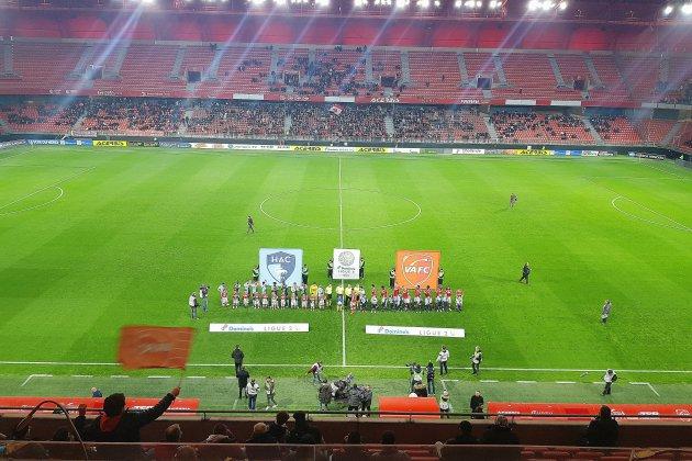 Football (Ligue 2) : à Valenciennes, le HAC peut pester contre son inefficacité