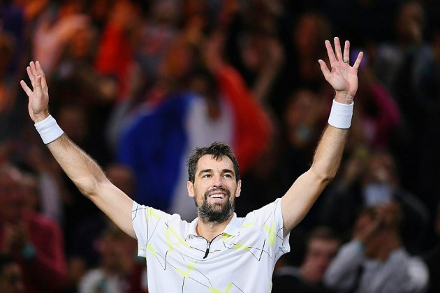 Masters 1000 de Paris: le N.4 mondial Medvedev éliminé d'entrée par Chardy