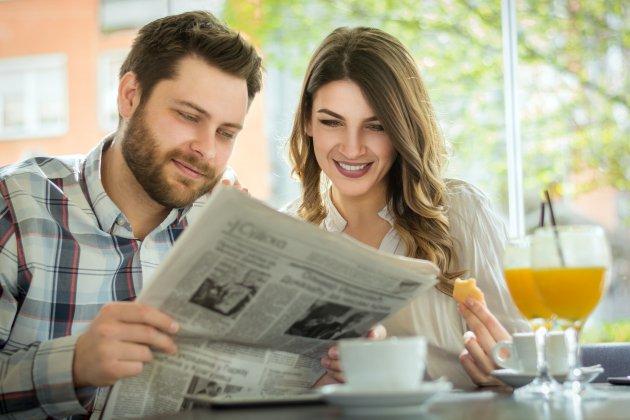 Un troisième commerce pour acheter ses journaux