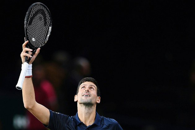 Masters 1000 de Paris: Djokovic malade, Nadal remis