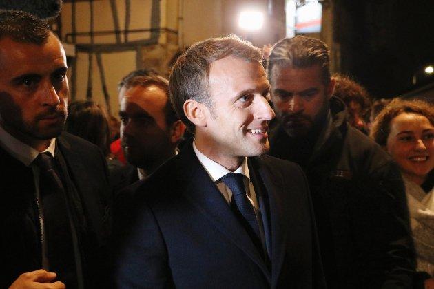 Lubrizol: Emmanuel Macron ne rassure pas pendant sa visite surprise