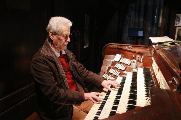 L'orgue de la cathédrale réduit au silence