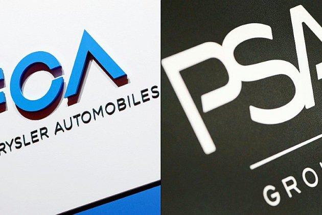 PSA et Fiat-Chrysler en route vers une méga-fusion