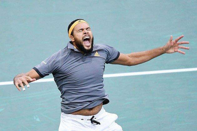 Masters 1000 de Paris: Tsonga retrouve les quarts trois ans après