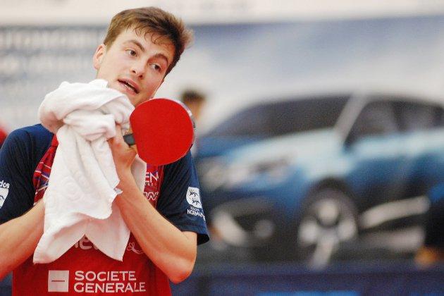 Tennis de table (Pro A) : Rouen remporte le derby normand contre Caen
