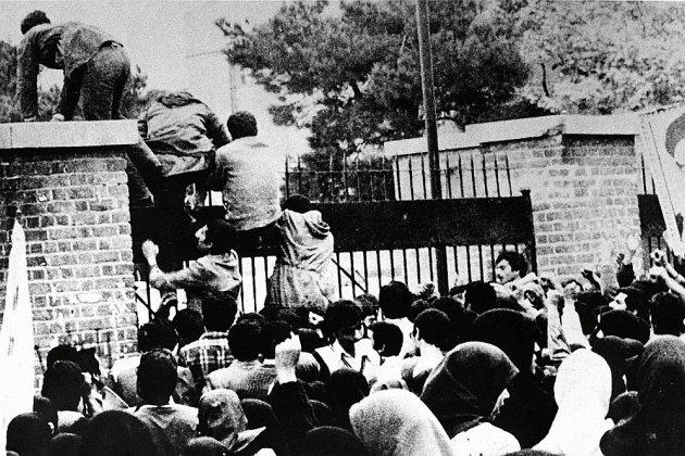 40 ans après, la crise des otages empoisonne encore les relations Iran-USA