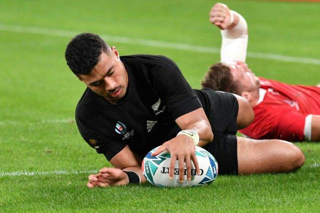 Mondial de rugby: les All Blacks battent les Gallois et prennent la 3e place