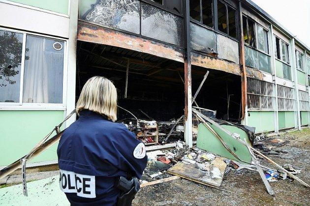 Ecole et collège incendiés: une soirée de violences urbaines à Béziers