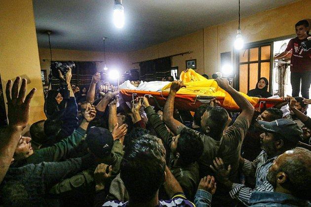 France-Monde. Israël frappe Gaza après des tirs de roquettes, un Palestinien tué