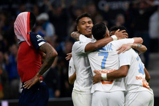L1: l'OM se fait mal, Lyon se sauve du faux pas, Angers se repointe