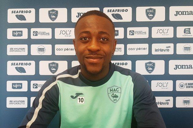 Football (Ligue 2): Dzabana veut aider le HAC à se relancer