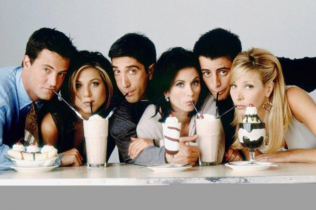 Jennifer Aniston parle d'un éventuel retour de la série culte Friends