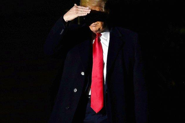 Destitution: les démocrates dévoilent les premiers témoignages de l'enquête contre Trump