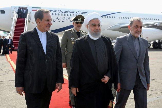 Nucléaire : l'Iran va reprendre des activité l'enrichissement d'uranium gelées