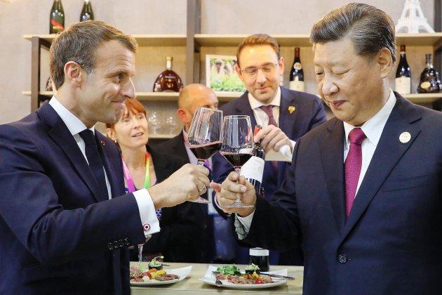 Emmanuel Macron: une visite ambitieuse en Chine