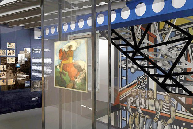 Ouverture hivernale du musée Fernand Léger/André Mare face au succès