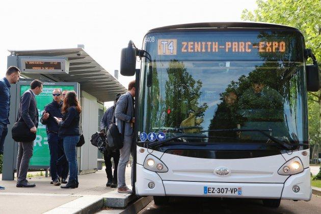 Ticket unique pour les transports en commun lors des pics de pollution