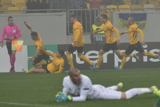 C3: Rennes éliminé, Saint-Etienne contraint à l'exploit