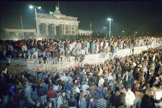 L'Allemagne fête les 30 ans de la chute du Mur en pleines dissensions