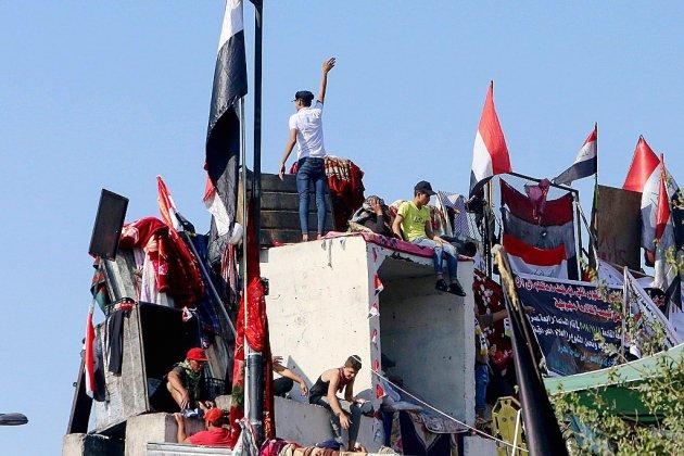 Accord politique en Irak pour en finir avec les manifestations