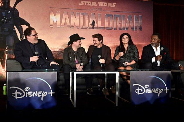 Pour lancer son service de streaming, Disney mise sur sa nouvelle série Star Wars