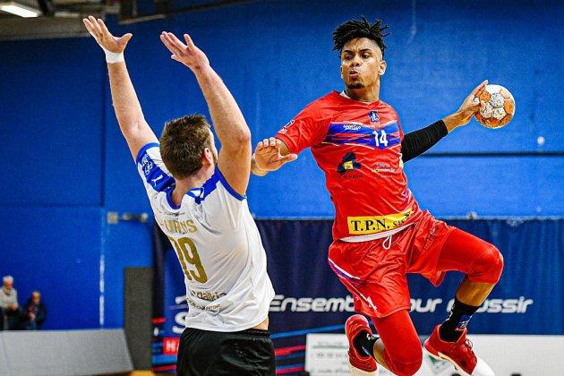 Handball : le SM Vernon manque le coche de peu contre Frontignan