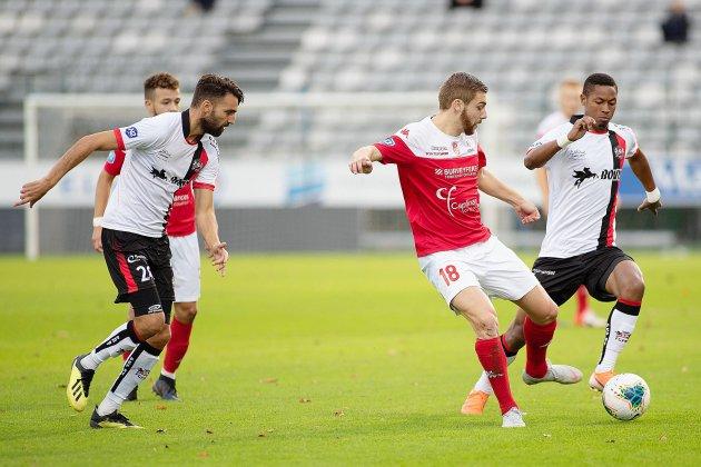Football (N2) : première défaite et pas de record pour le FC Rouen