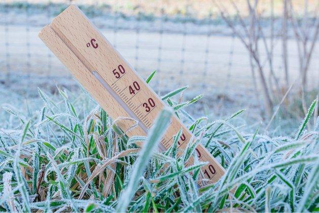 Un coup de froid va toucher la région toute la semaine