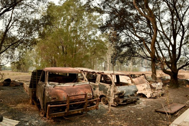 """Incendies en Australie: Sydney se prépare à affronter une situation """"catastrophique"""""""