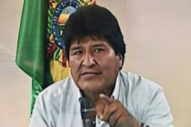"""La gauche latino-américaine dénonce un """"coup d'Etat"""" contre Evo Morales"""