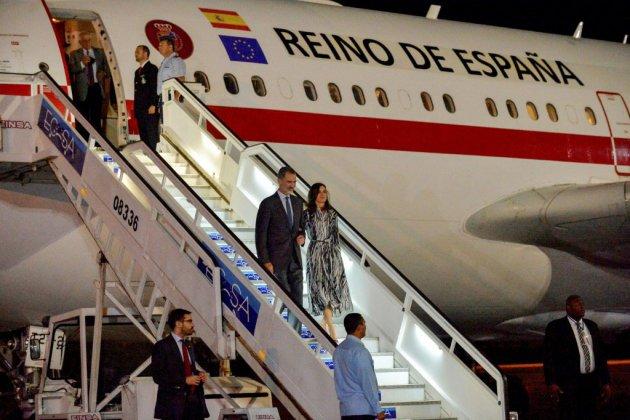 A l'aube de ses 500 ans, La Havane accueille le couple royal espagnol