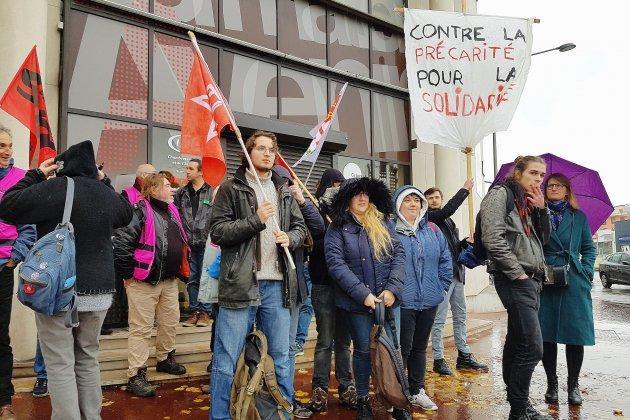 Jeune immoléà Lyon: les étudiants dénoncent la précarité