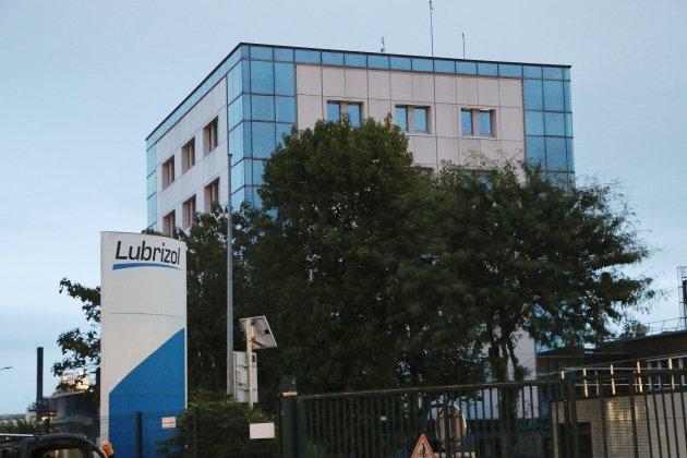 """Lubrizol: l'usine """"condamnée"""" si elle reste trop longtemps à l'arrêt"""