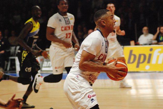 Basketball. Nationale 1: le Caen BC renversant à Boulogne