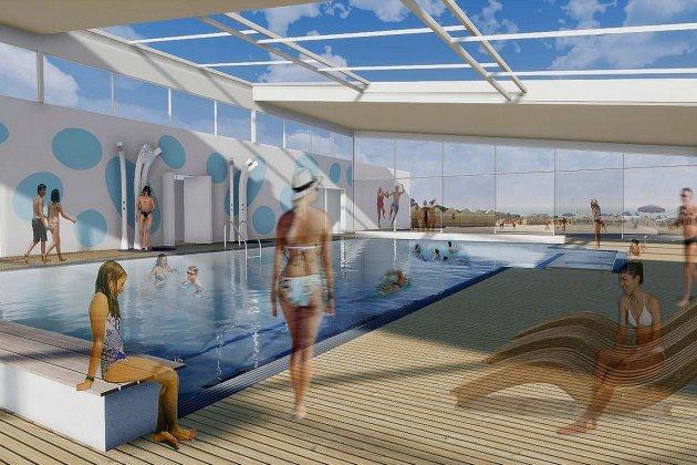 La piscine sera bientôt ouverte neuf mois de l'année - Tendance Ouest