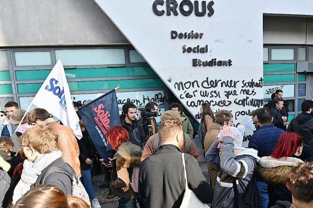 """Immolation d'Anas: quand un militant étudiant bascule dans l""""irréparable"""""""