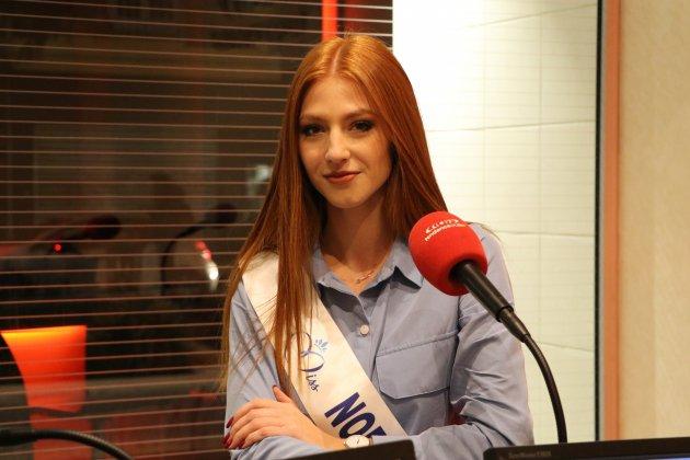 Marine Clautour, Miss Normandie, se confie à un mois de Miss France