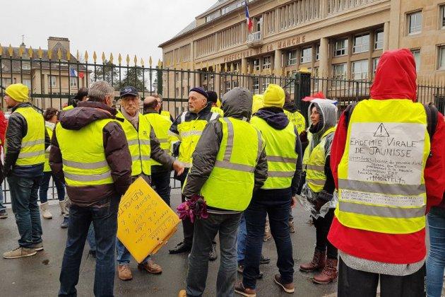 Saint-Lô. Gilets jaunes: un an après