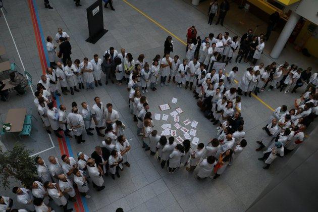 Grève des hôpitaux : le SOS du CHU