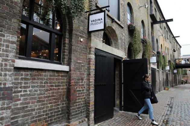 """Un """"musée du vagin"""" ouvre à Londres pour briser quelques tabous"""