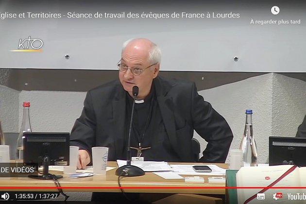 Réflexion sur territorialité et paroisses à l'assemblée de Lourdes
