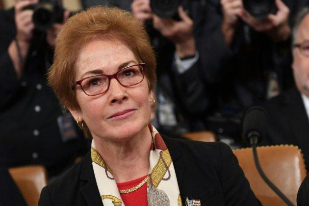 Destitution de Trump: témoignage public crucial d'une ex-ambassadrice à Kiev