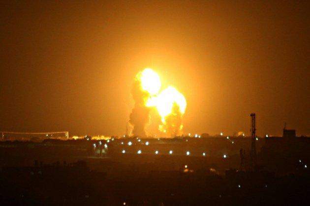 Israël frappe le Hamas, à l'écart des affrontements de la semaine