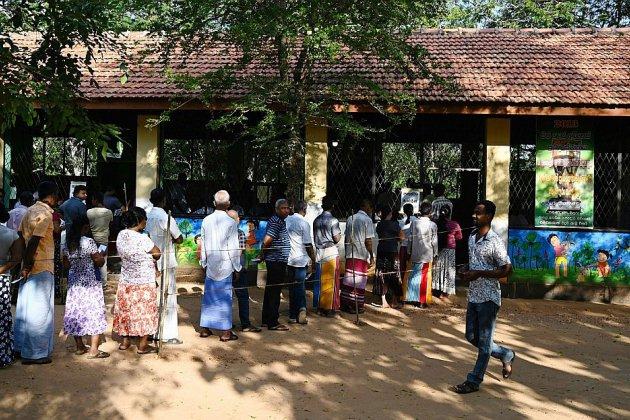 Présidentielle sous tension au Sri Lanka