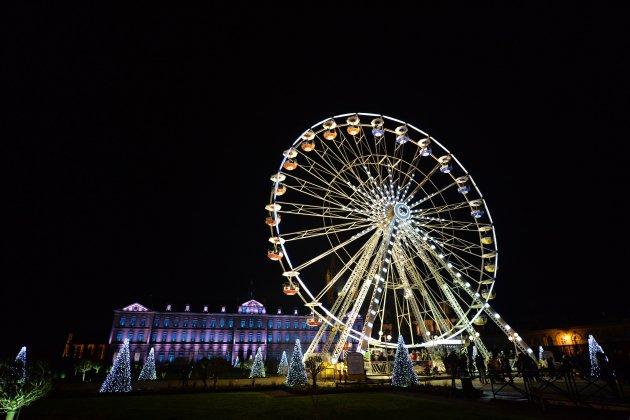 La féerie de Noël de retour à Caen