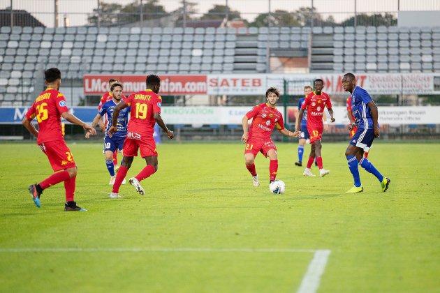 Football : en Coupe de France, QRM ne doit pas se manquer à Cambrai - Tendance Ouest