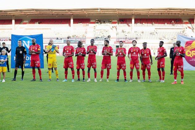 Football: service minimum pour Quevilly Rouen Métropole à Cambrai - Tendance Ouest