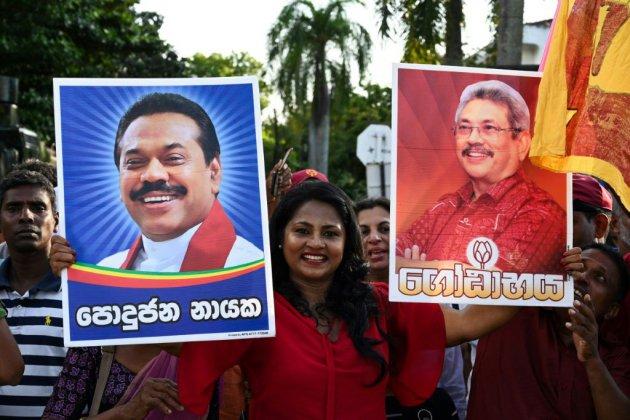 Les Rajapaksa reviennent à la tête du Sri Lanka